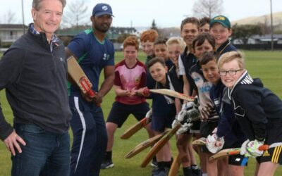Plenty of cricket for all ages as season gets underway
