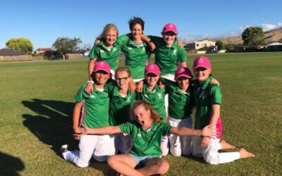 Junior Cricket Celebrated at Awards Night