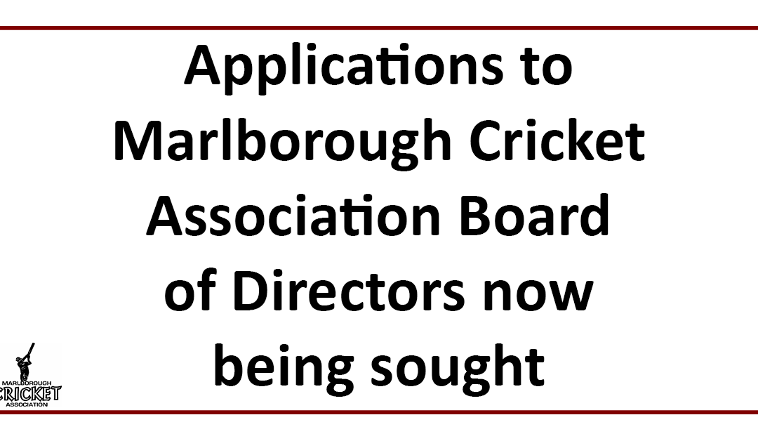 Applications for Board of Directors