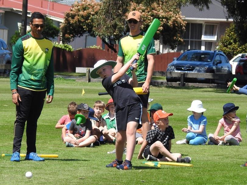 Registrations now open for Harcourts Kiwi Cricket and Superstar Cricket